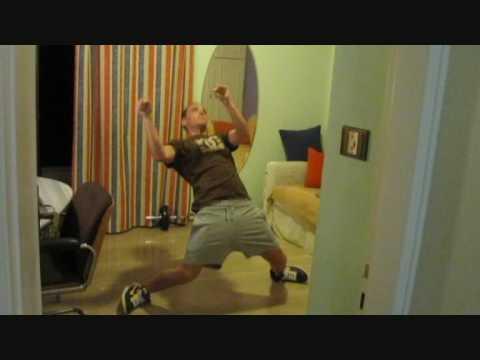 Swagga Dubstep Dance