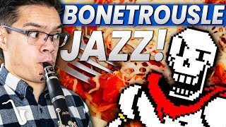 Bonetrousle (from Undertale) Jazz Arrangement