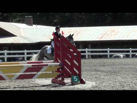 Katherine Knowles & Cillnabradden Ceonna GMHA Festival of Eventing August 2015 thumbnail