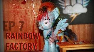 MLP- Rainbow Factory | EP 7 | 'Red Walls'