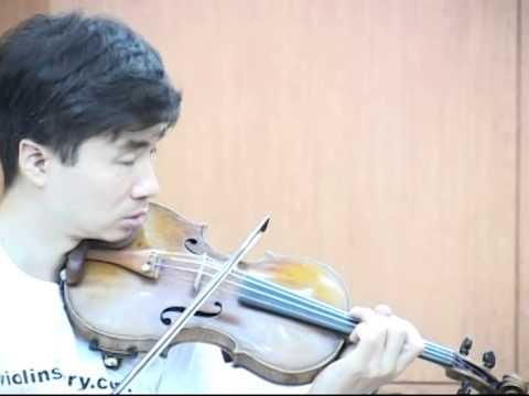Dr.Eun Hwan Bai Masterclass, 2004 Violin Story Camp(77)