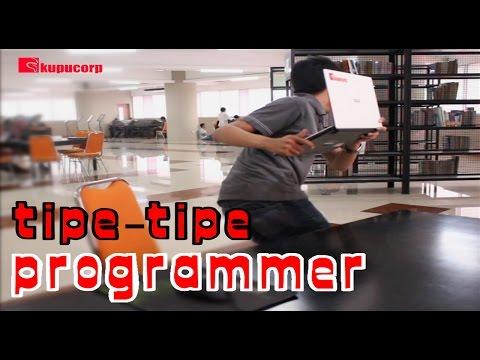 TIPE-TIPE PROGRAMMER