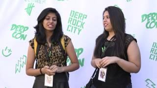 5 Seconds Of Summer DerpCon 2014: Winners Amrit & Simrat Meet & Greet 5SOS!