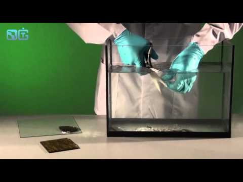 Как резать стекло ножницами