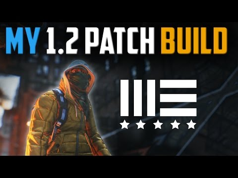 The Division | My 1.2 Patch Dark Zone PvP Build