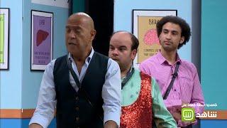 أشرف عبد الباقي يرد على منتقدي مسرح مصر بفقرة كوميدية