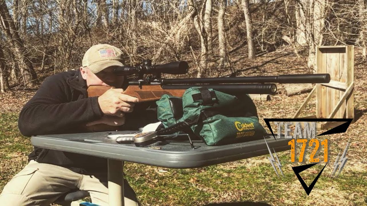 Plinking at 100 Yards with the Diana Outlaw by Shooter1721 / Airguns