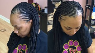 FEED IN BOX BRAIDS