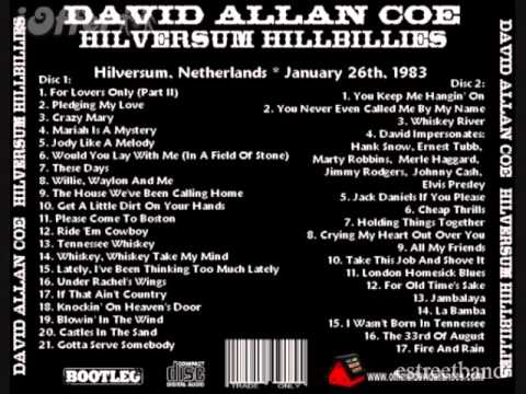 David Allan Coe Song Lyrics | MetroLyrics