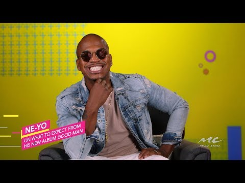 Ne-Yo on New Album 'Good Man'