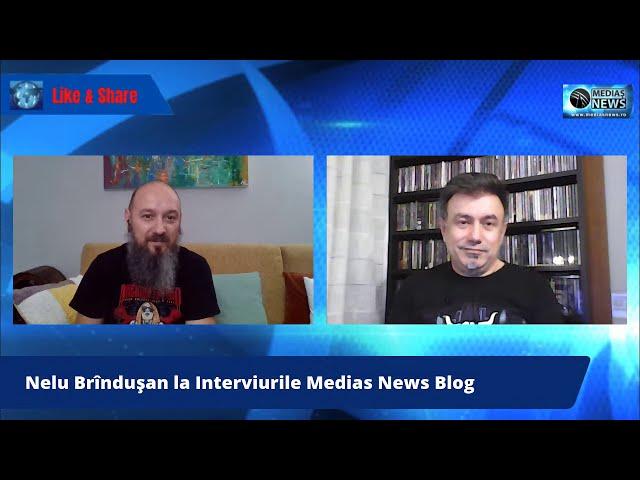 Nelu Brînduşan la Interviurile Medias News Blog