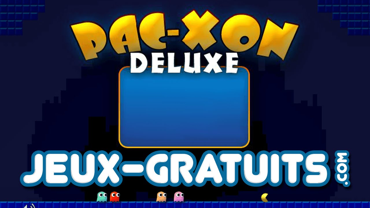 jeux pacxon