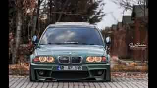 BMW E46 M BUMBER MSTYLE STYLE FRONT BUMPER FiBER GLASS WORKMANSHiP