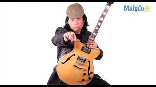 "How to Play ""What You Do For Money Honey"" by AC/DC on Guitar"