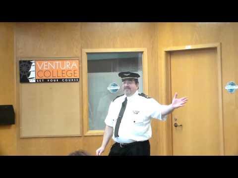 "Burris Debenning - ""Armchair Aviator"""