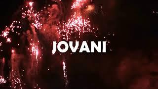 HAPPY BIRTHDAY JOVANI