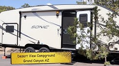 Desert View Campground Grand Canyon AZ