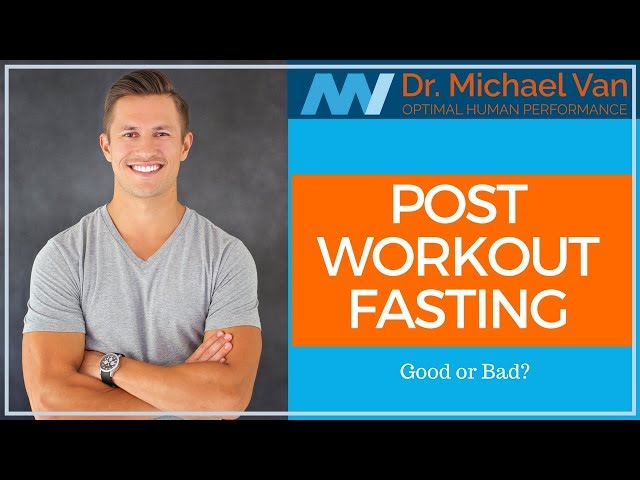 Post Workout Fasting: Good or Bad?