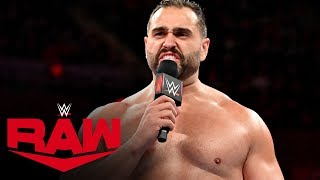 Rusev challenges Bobby Lashley: Raw, Nov. 4, 2019