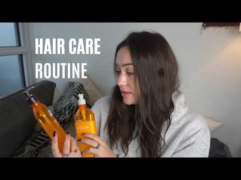 current-hair-care-routine-+-diy-shampoo-preview