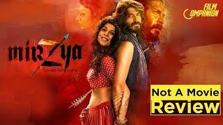 Mirzya | Not a Movie Review | Sucharita Tyagi | Film Companion