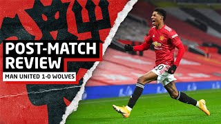 Never In Doubt 👀   Manchester United 1-0 Wolves   Post-Match Review