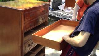 How To Put Drawers Into A Dresser