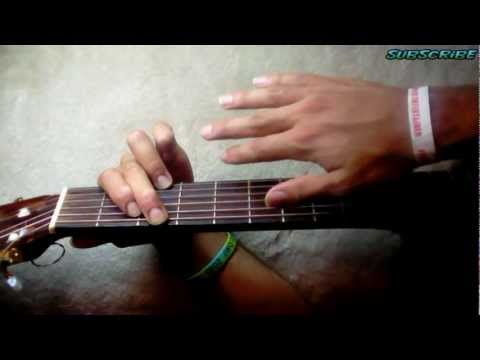 How to play Officially Missing You - Tamia (Guitar tutorial ) chords and strumming