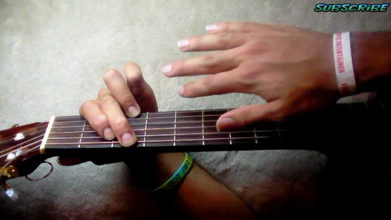 How To Play Officially Missing You Tamia Guitar Tutorial Chords