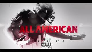 ALL AMERICAN (THE CW) -