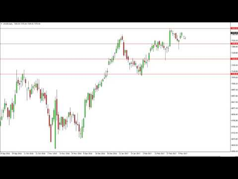 FTSE 100 Technical Analysis for March 14 2017 by FXEmpire.com