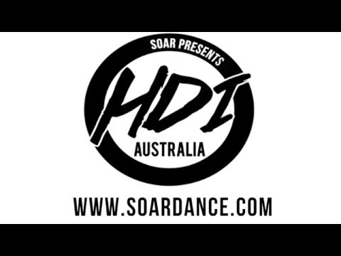 ROB RICH // All For You - Janet Jackson // HDI DANCE CAMP Australia