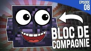 J'ADOPTE UN BLOC DE COMPAGNIE ! | Minecraft Moddé S4 | Episode 8