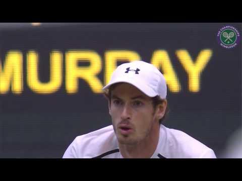 2016, Day 13 Highlights, Andy Murray vs Milos Raonic