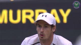2016, Day 13 Highlights, Andy Murray vs Milos Raonic