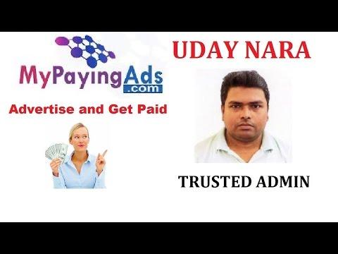 Make Money with My paying ads - Hindi Tutorial 2016