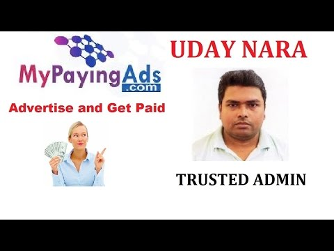 Make Money with My paying ads – Hindi Tutorial 2016
