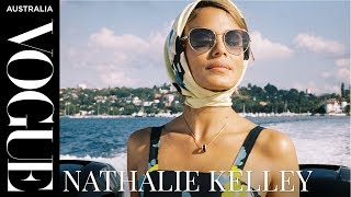 The Italian Job with Nathalie Kelley   Shopping and Style Guides    Vogue Australia