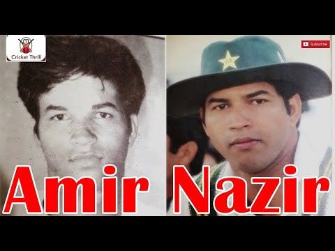 Aamir Nazir Came Like a Boult from Blue and Then He was Gone