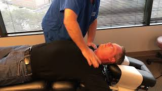 Swedish Chiropractor Does First Ring Dinger on Your Houston Chiropractor Dr. Gregory Johnson