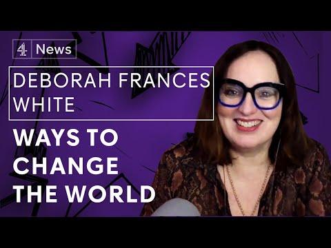 Deborah Frances-White:Women have