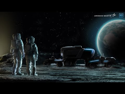 Lockheed Martin and GM to Develop Lunar Rover