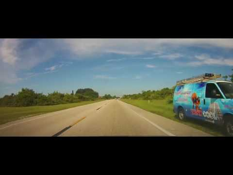 Driving from Lehigh Acres to Southwest Florida International Airport