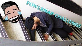 POWERNAP CHALLENGE! Vlog KAAN NERVT MAL WIEDER ALLE MIT SEINER KOMISCHEN SACHE!
