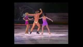 "Evgeny Plushenko ""Sex bomb"" 2004-05 All Stars on Ice (EXCLUSIVE VERSION!!)!"