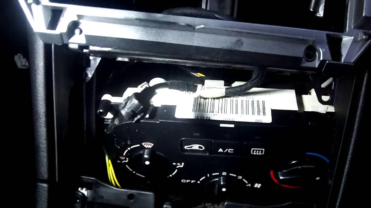 peugeot 307 heat fan wiring [ 1280 x 720 Pixel ]