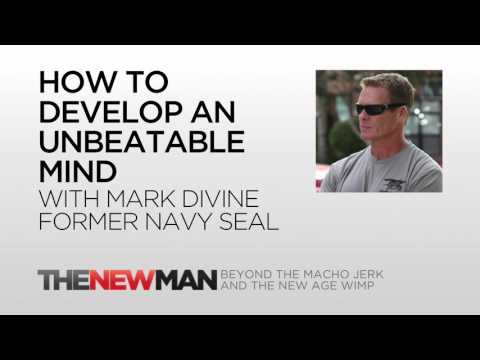 Mark Divine | Mental Toughness: Develop An Unbeatable Mind | The New Man Podcast with Tripp Lanier