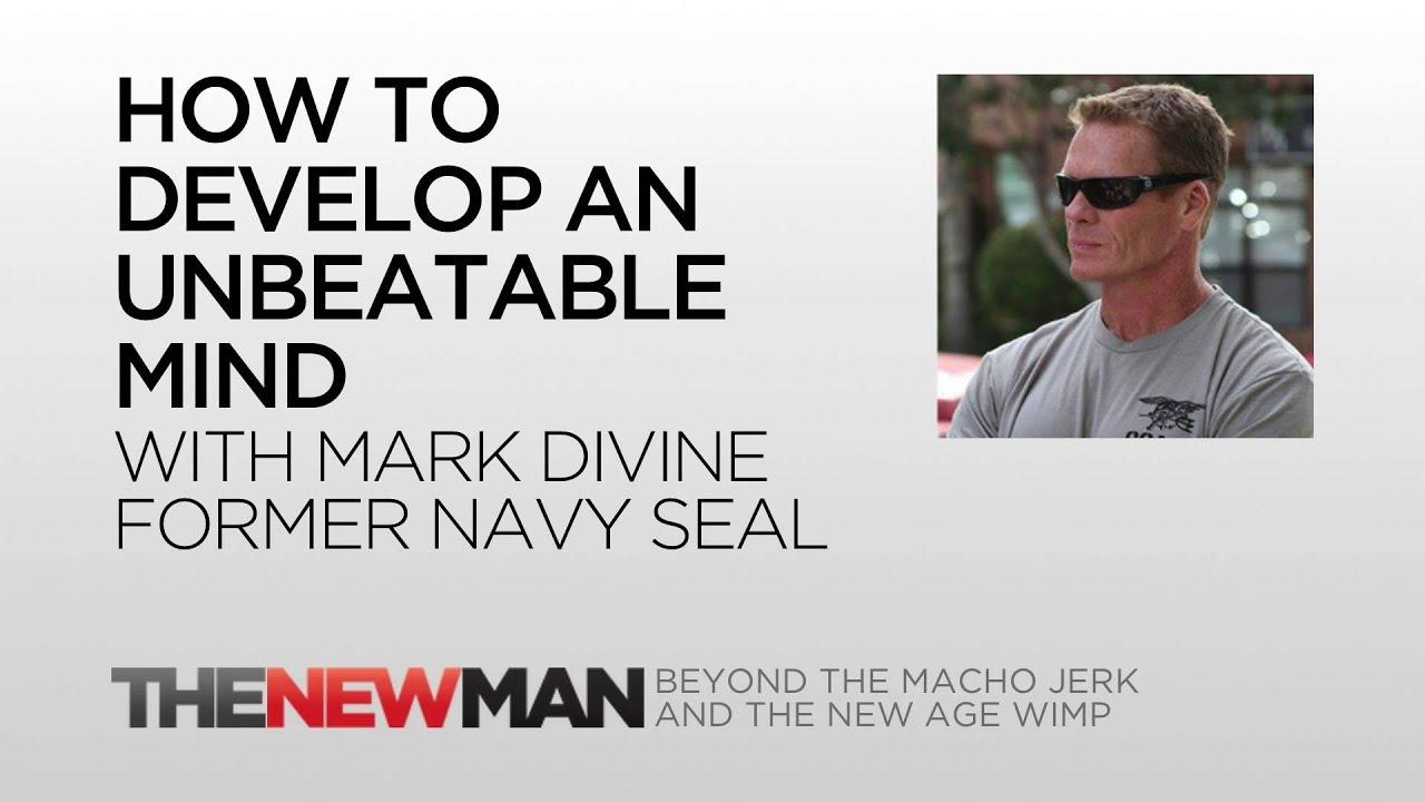 Mark Divine Mental Toughness Develop An Unbeatable Mind border=