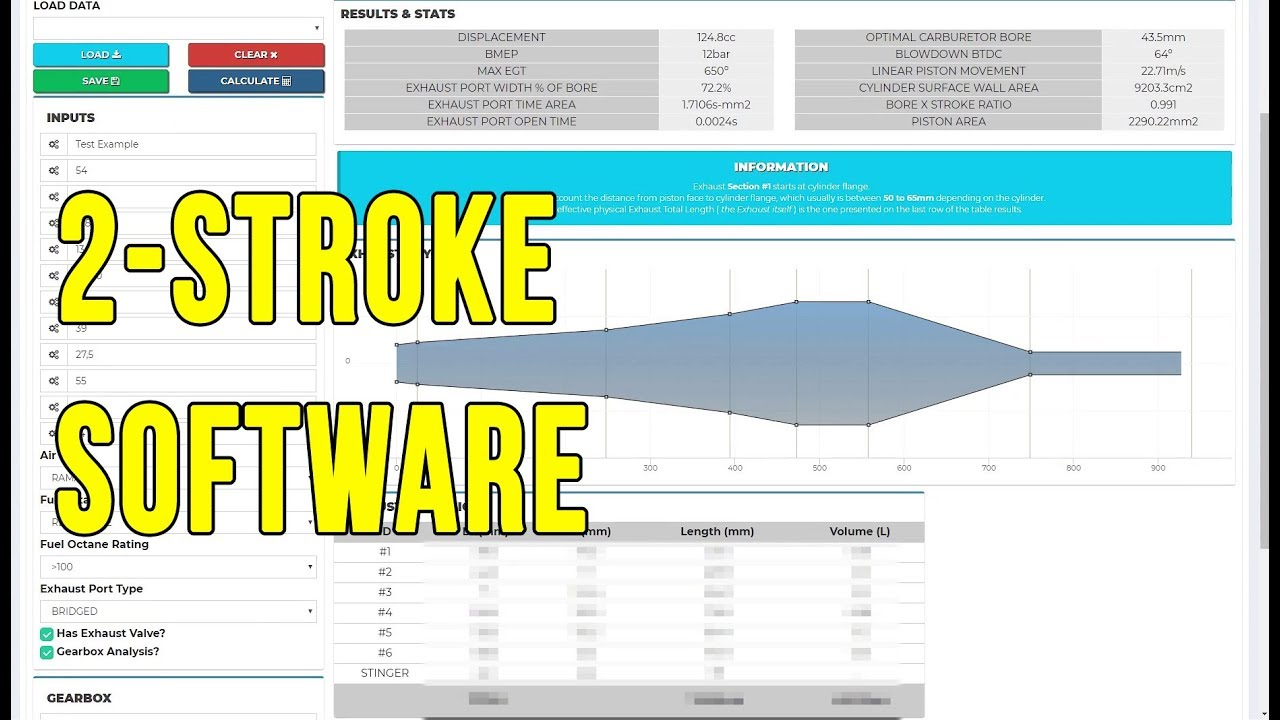 2 Stroke Software Racingsm Saas Mobile Youtube