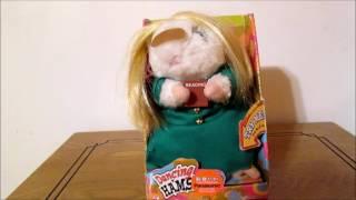 Dancing Hamster - Marcia Brady